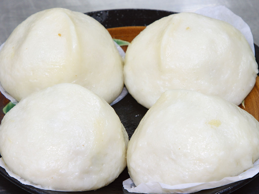 Hakka Vegetable Bun