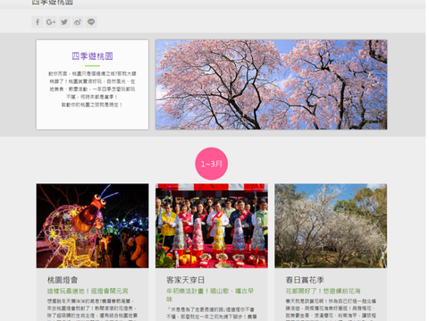 TAOYUAN TRAVEL includes all the updated news in one