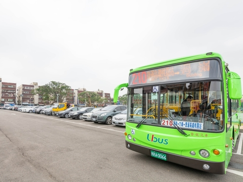 New bus routes to tour around Zhongli and Bade