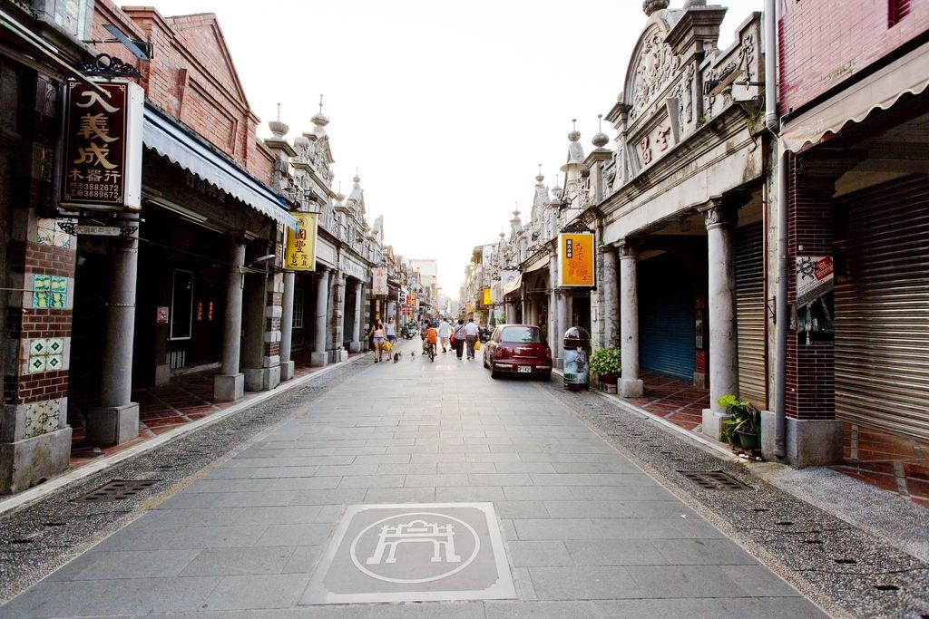 和平路老街